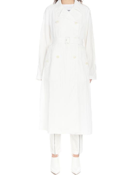 Helmut Lang 'parachute' Trench