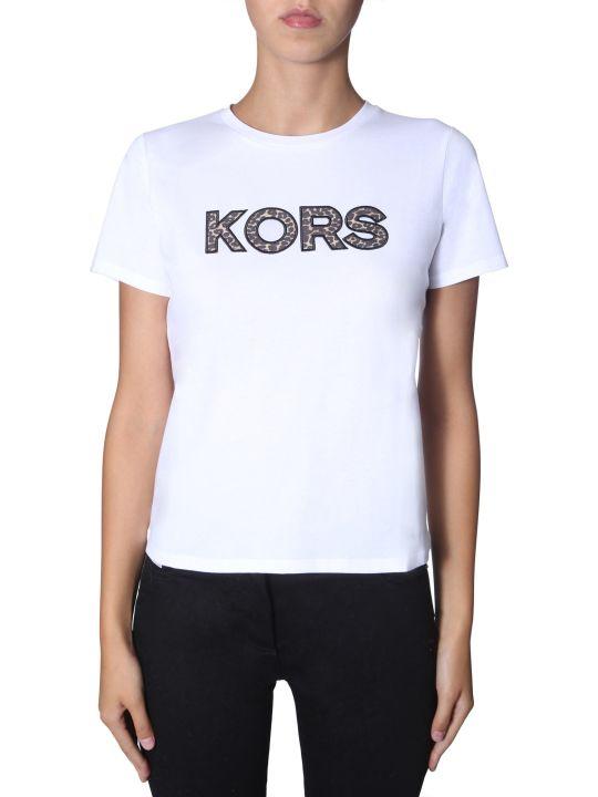 MICHAEL Michael Kors Round Neck T-shirt