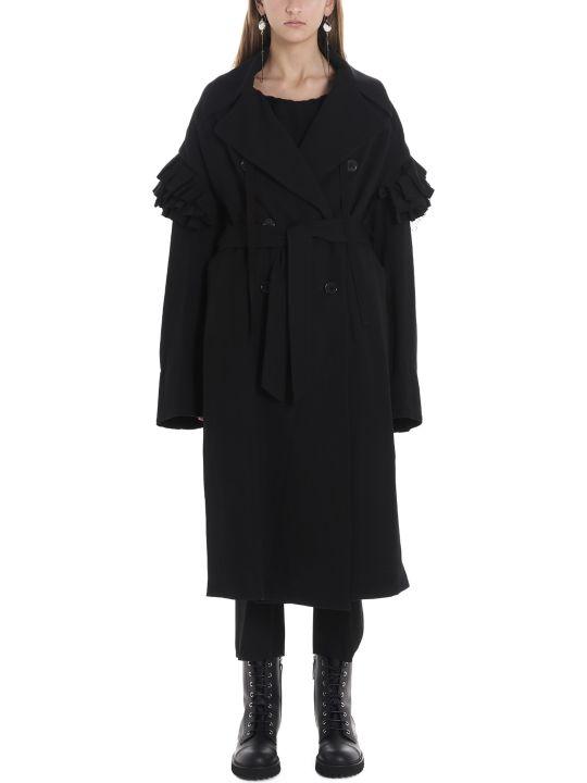 Ann Demeulemeester Coat