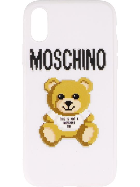 Moschino Pixel Capsule Iphone Xs/x Cover