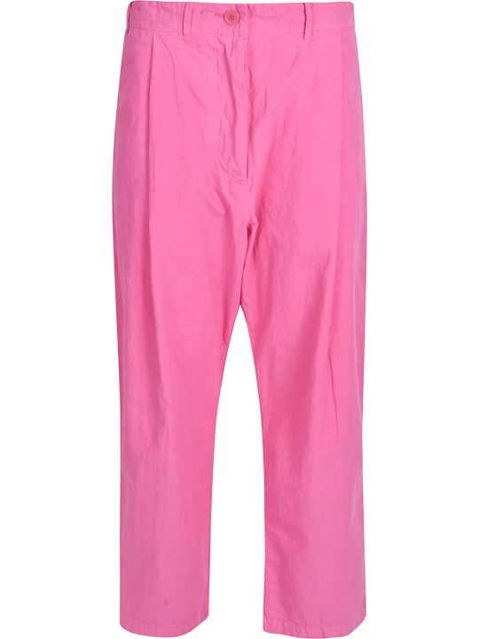 Sofie d'Hoore Straight-leg Cropped Trousers