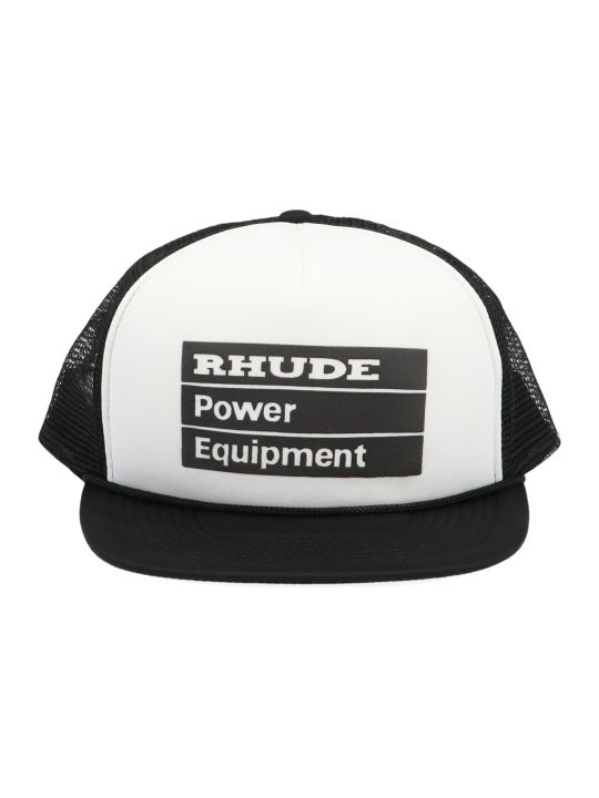 Rhude 'power Equipment Trucket' Cap
