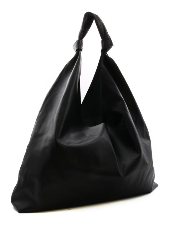 The Row Bindle Two In Leather