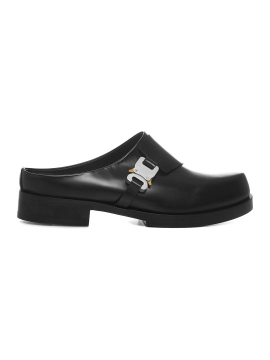 1017 ALYX 9SM Alyx Formal Clog W Buckle Sandals