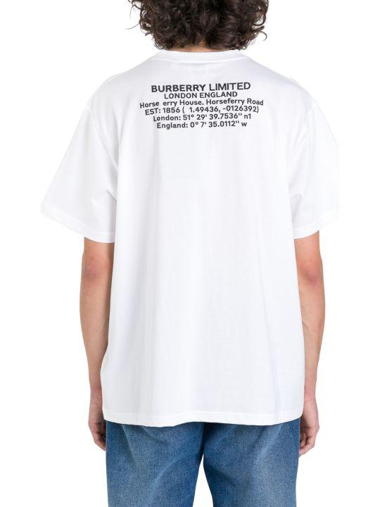 Burberry Justin Logo Tee
