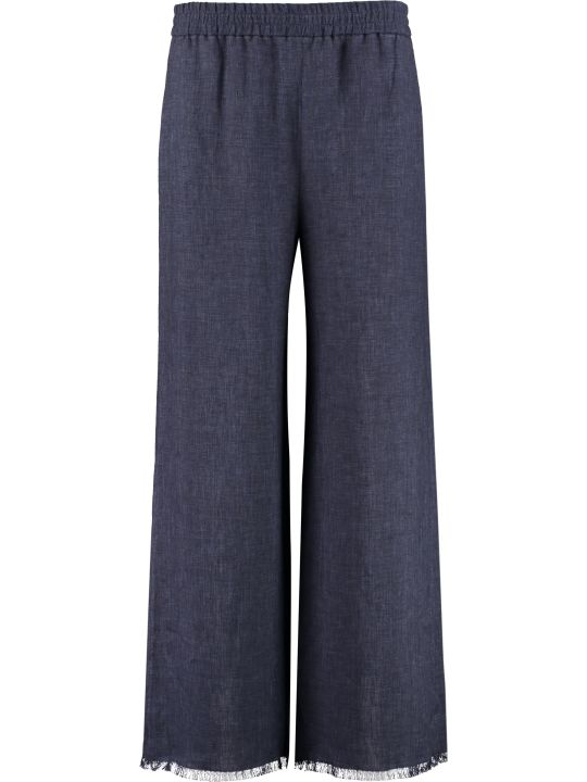 Fabiana Filippi Linen Trousers