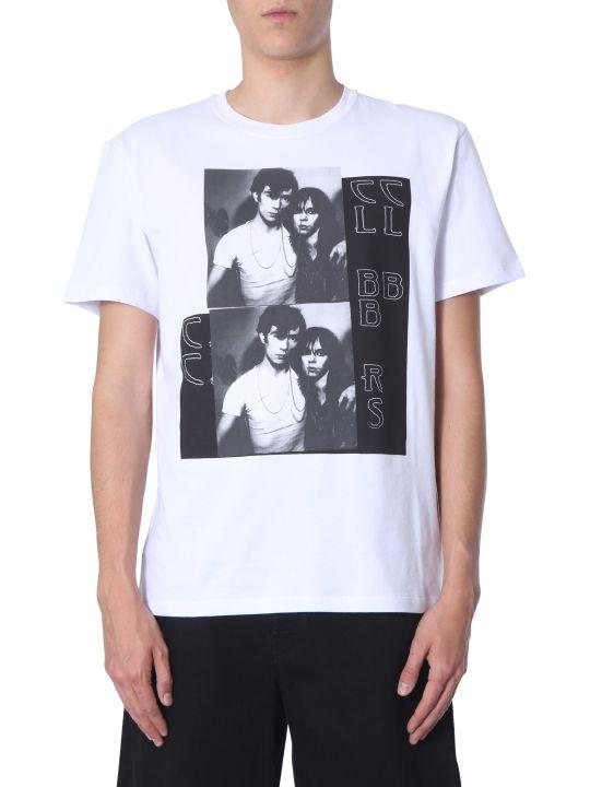 Raf Simons Round Neck T-shirt