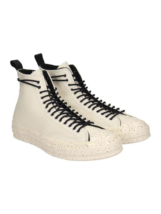 Converse Chuck 70 Sneakers In White Leather