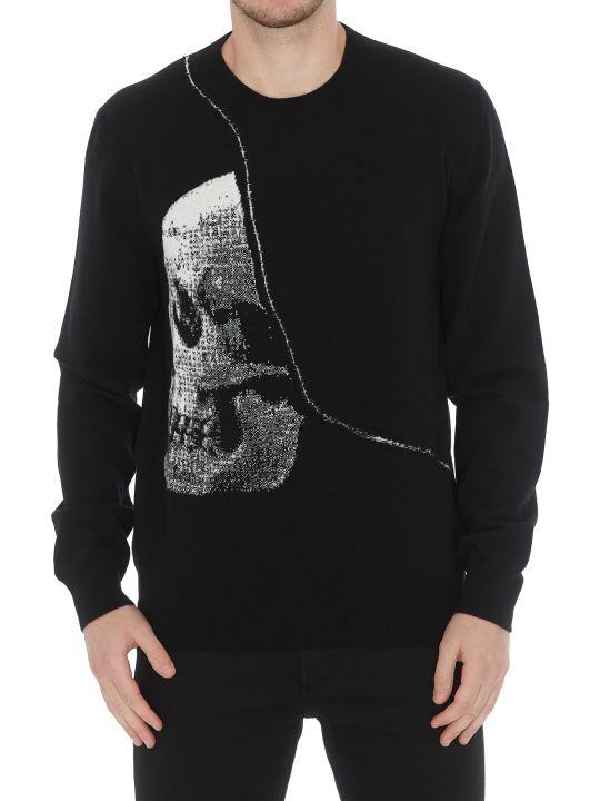 Alexander McQueen Skull Pullover