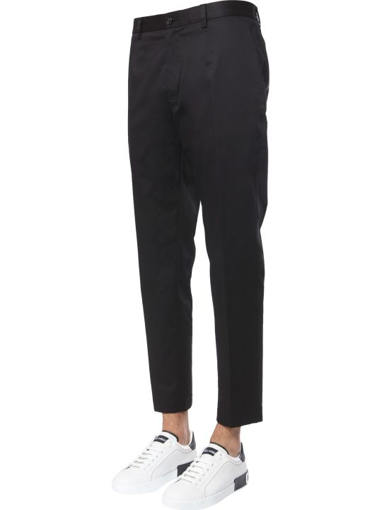 Dolce & Gabbana Regular Fit Pants