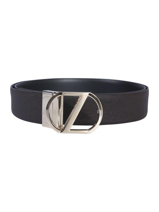 Z Zegna Reversible Belt