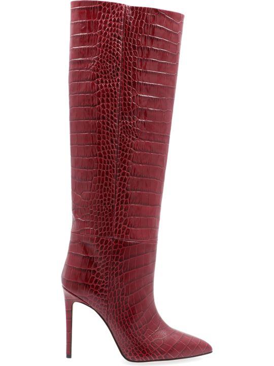 Paris Texas 'moc Croco' Shoes