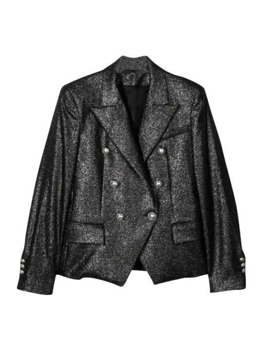 Balmain Glittered Jacket