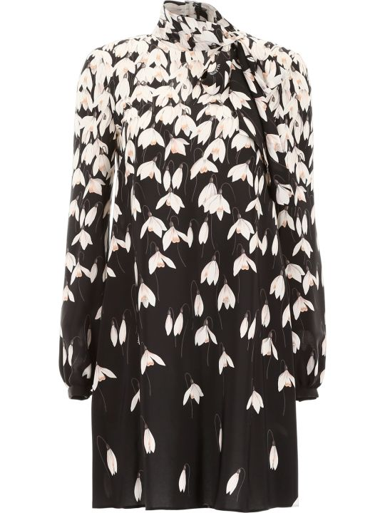 Valentino Snowdrop Dress
