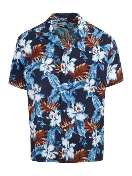 Brian Dales Printed Shirt