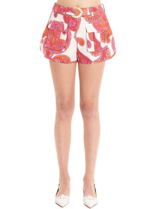 Zimmermann 'peggy Safari' Shorts