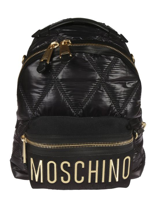 Moschino Min I Quilted Backpack