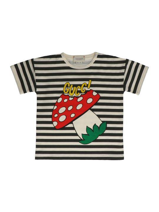 Gucci 'fungo' T-shirt