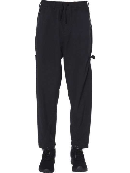 Stone Island Shadow Project Pants With Elastic Waistband
