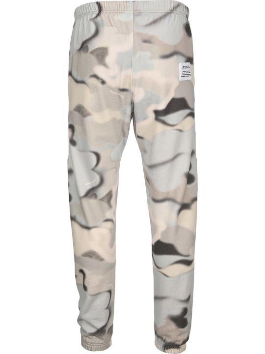 HERON PRESTON Camouflage Print Sweatpants