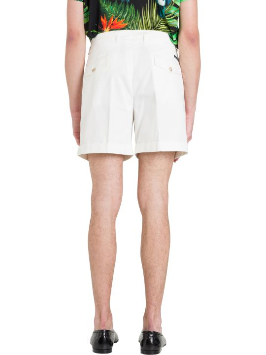 Dolce & Gabbana Shorts With Pinces