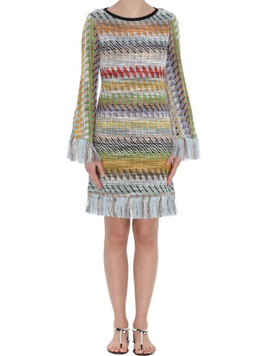 Missoni Fringed Dress