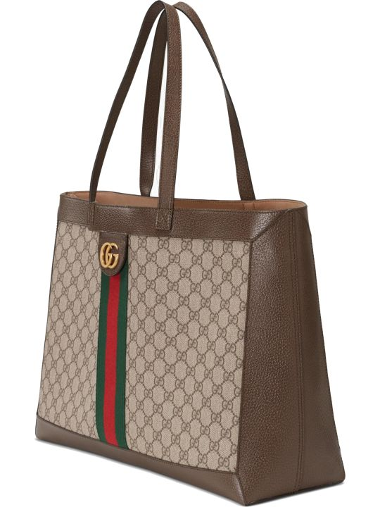 Gucci Shopping Ophidya Orizzontal With Web Band