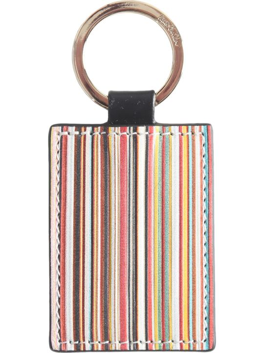 Paul Smith Leather Keychain