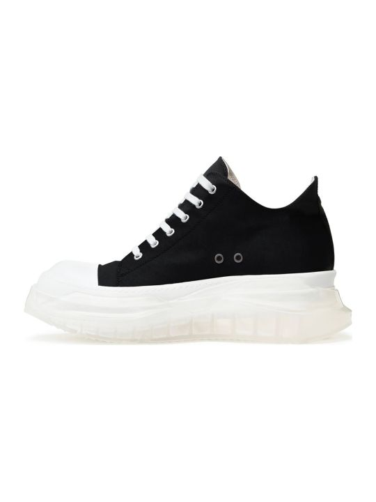 DRKSHDW Rick Owens-drkshdw Abstract Sneakers