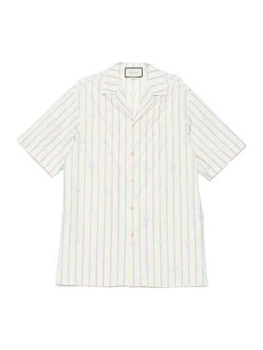 Gucci 'college' Shirt