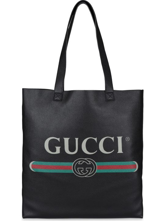 Gucci Leather Tote