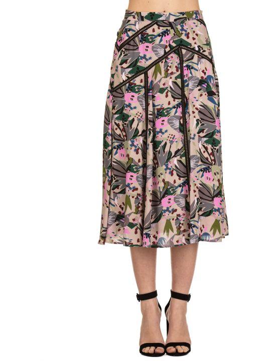 Trussardi Trussardi Viscose Skirt