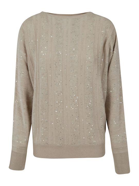 Fabiana Filippi Ribbed Sweater