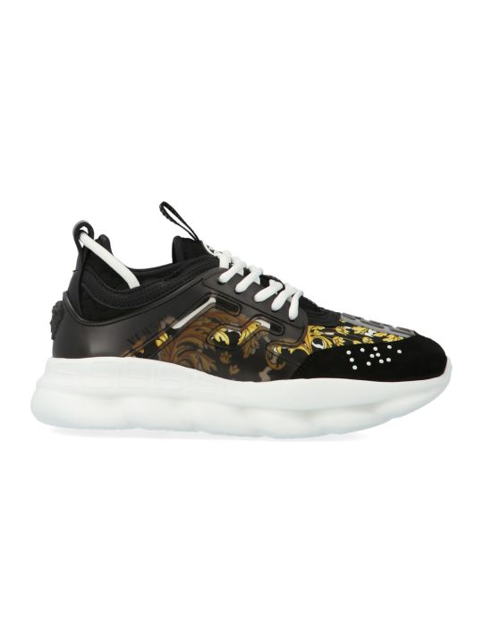 Young Versace 'chain Reaction' Shoes
