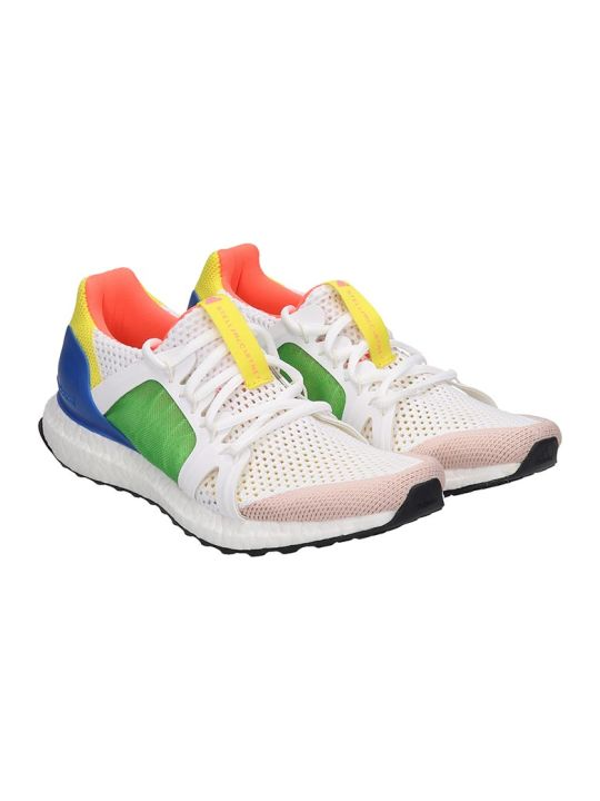 Adidas by Stella McCartney Ultraboost Sneakers In Multicolor Tech/synthetic