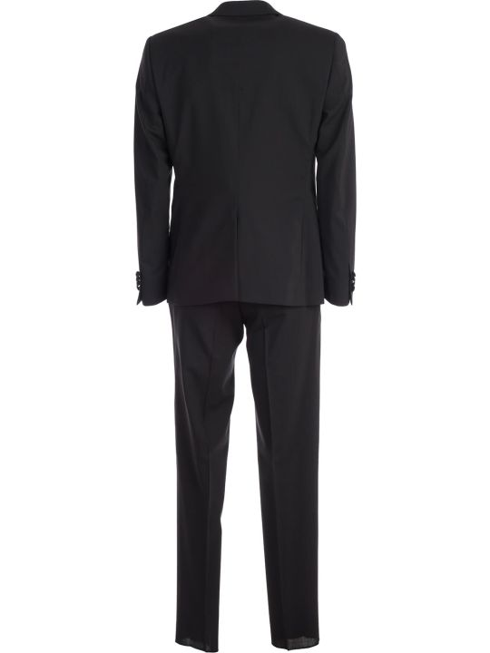 Emanuel Ungaro Single Breasted Suit