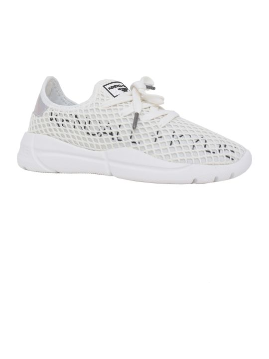 Kendall + Kylie White Sneakers