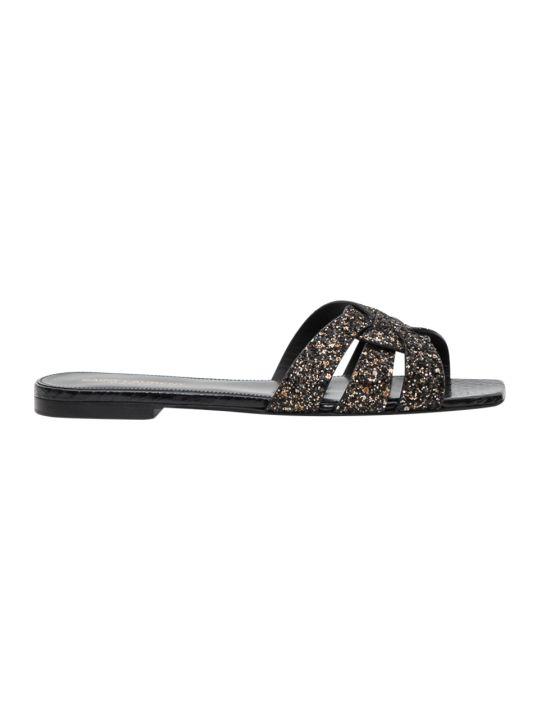 Saint Laurent Tribute Nu Pieds 05 Slide Sandals