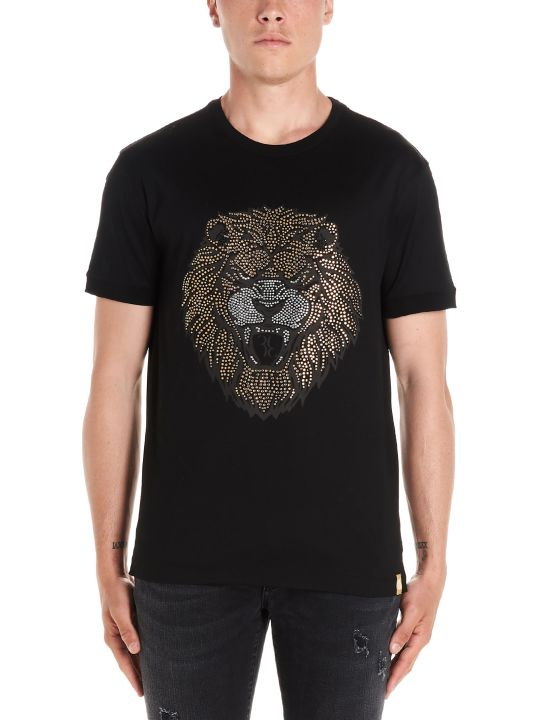 Billionaire 'lion' T-shirt