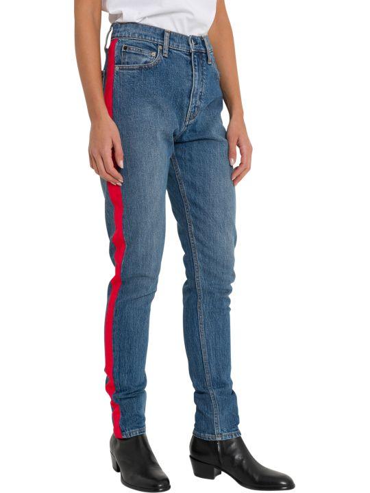 Calvin Klein Jeans Ckj 020 High Rise Slim Taped Jeans