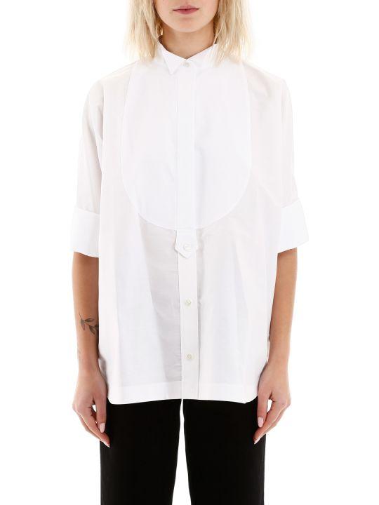 Sacai Shirt With Plastron