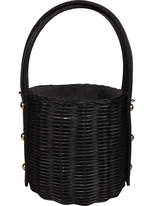 Wicker Wings Quan Bucket Bag