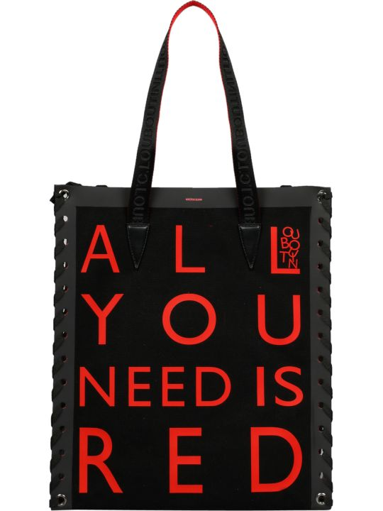Christian Louboutin Cabalace S Shopper Bag