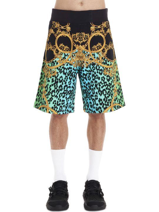 Versace Jeans Couture 'leo Chain' Bermuda