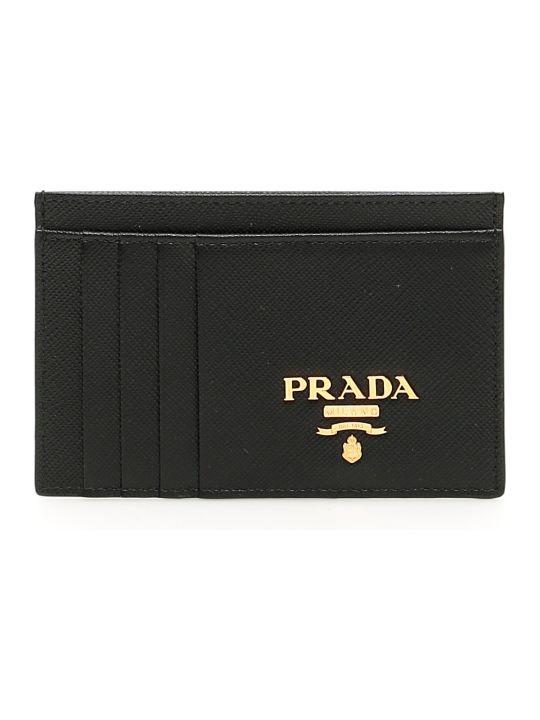 Prada Saffiano Cardholder