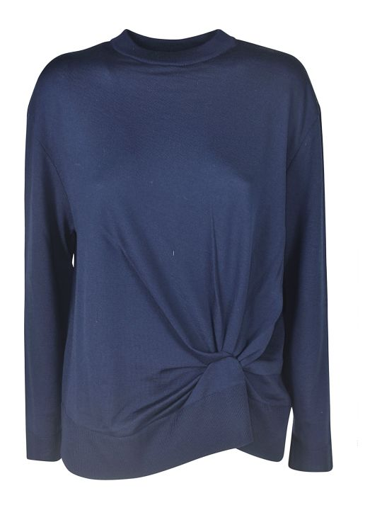 Nina Ricci Twisted Detail Jumper