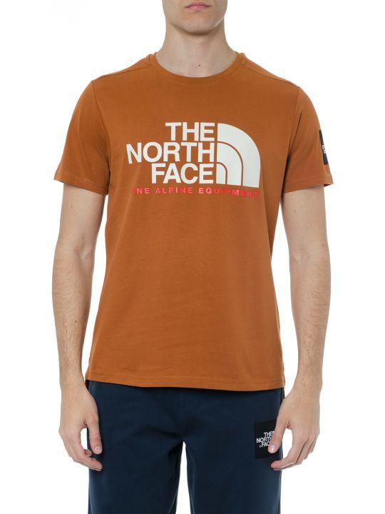 The North Face Caramel Cotton T Shirt