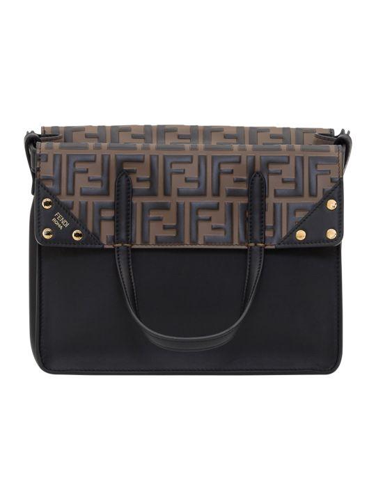 Fendi Fendi Flip Small Handbag