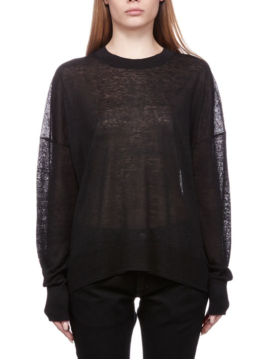 Theory Flared Sweater