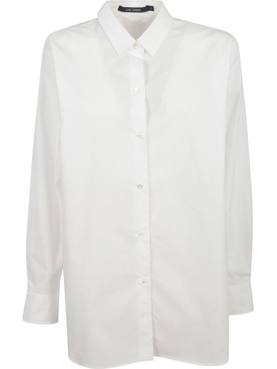 Sofie d'Hoore Long Length Buttoned Shirt